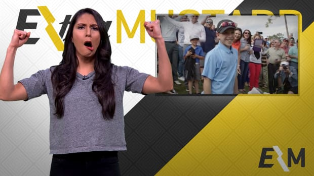 Mustard Minute: Whose hole-in-one was better? Matt Kuchar or this 11-year old IMG