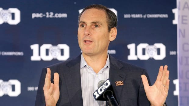 Larry Scott, Pac-12 schools make amends; now can they solve their network problems and increase revenue?