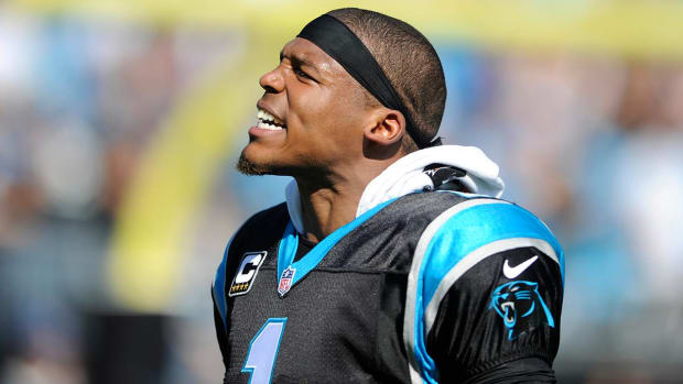 Cam Newton: I don't feel protected by NFL officials -- IMAGE
