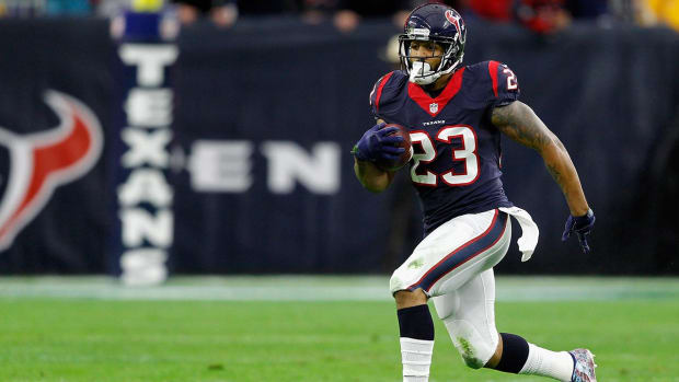 Report: Arian Foster signing one-year deal with Dolphins - IMAGE