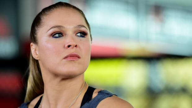Ronda Rousey: People on the Internet are mostly evil