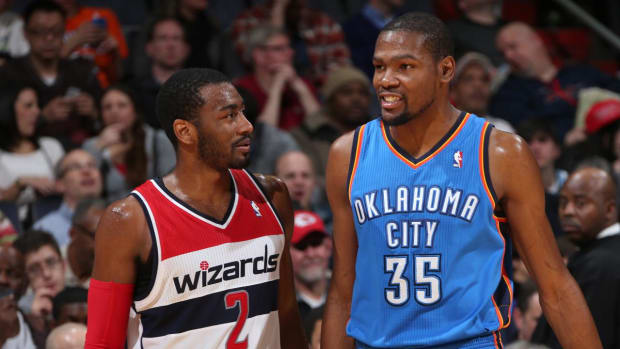 John Wall: Wizards didn't hire Scott Brooks to get Kevin Durant - IMAGE
