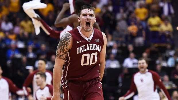 Sooners senior Ryan Spangler relishing in final opportunities to play at home in Oklahoma