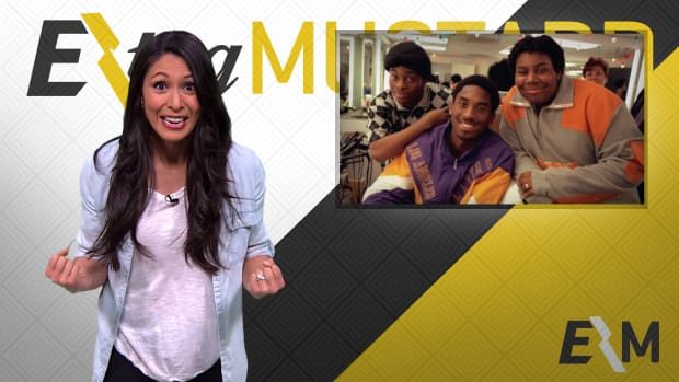 Mustard Minute: Kobe Bryant with Keenan and Kel because Nickelodeon's 'All That' is reuniting IMG