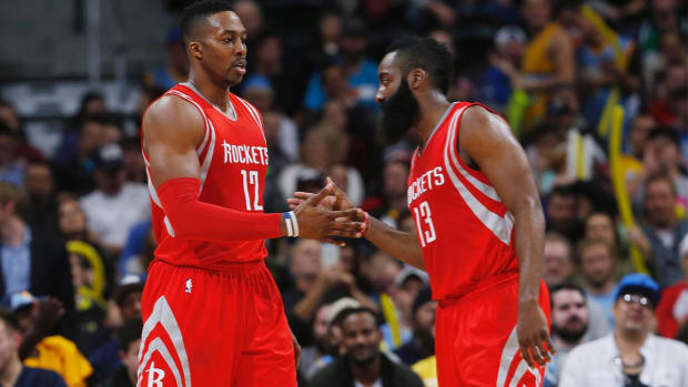 Report: Harden pushed for Howard trade, McHale firing -- IMAGE