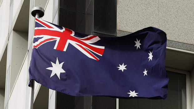Australia will not stay in Olympic Village, citing safety concerns --IMAGE