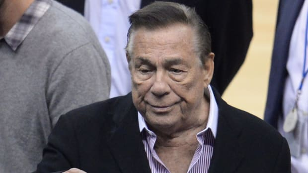Donald Sterling settles lawsuit with NBA over Clippers sale -- IMAGE