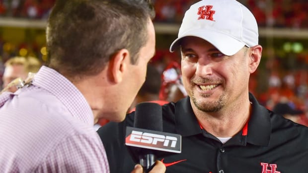 Texas hires Tom Herman as next head football coach--IMAGE