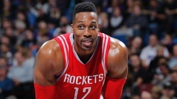 Report: Dwight Howard interested in Knicks if he opts out this summer--IMAGE