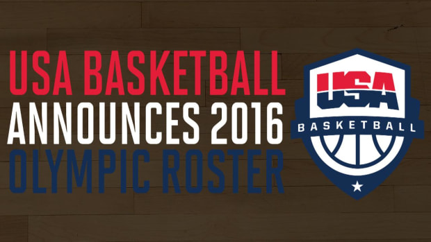 USA basketball announces roster for 2016 Olympics - IMAGE