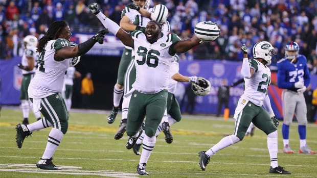 Jets to place franchise tag on Muhammad Wilkerson - IMAGE