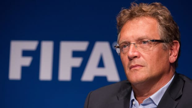 FIFA bans former secretary general Jerome Valcke for 12 years -- IMAGE