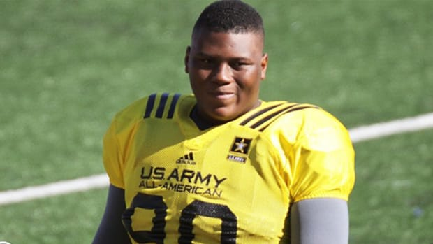 Five-star DL Derrick Brown commits to Auburn IMAGE