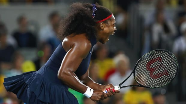 Serena Williams upset by Ukraine's Elina Svitolina in third round - IMAGE