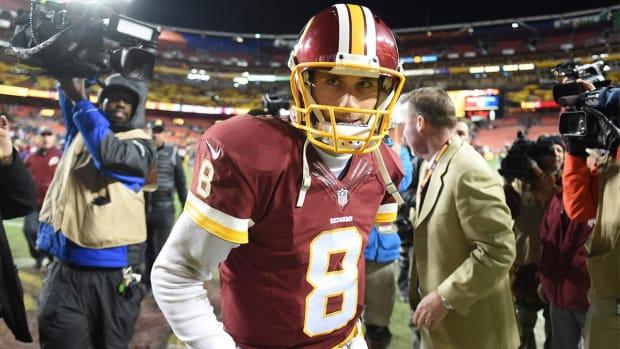 Report: Redskins, Kirk Cousins break off contract talks - IMAGE