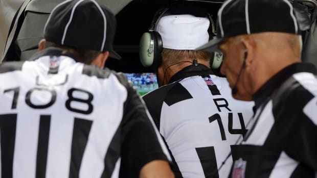 NFL owners propose major change to instant replay--IMAGE