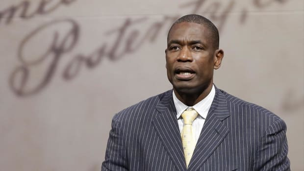 Dikembe Mutombo escapes Brussels attack unharmed--IMAGE