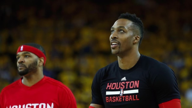 Free-agent Dwight Howard to meet with Hawks, Celtics - IMAGE