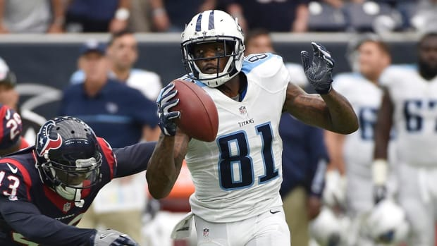 Titans WR Andre Johnson retiring after 14 seasons - IMAGE