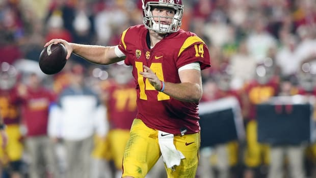 The quarterback who saved USC: Heaped with mountainous expectations, Sam Darnold continues to flourish