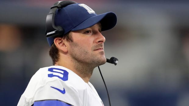 Report: Tony Romo expected to play Sunday - IMAGE