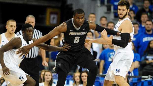 Shootaround: Ghana-born big man Ben Bentil adjusts to life in America, breakout role with Providence