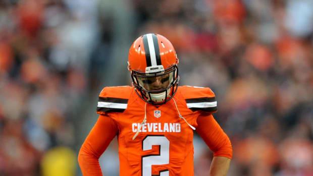 NFL reinstates Johnny Manziel - IMAGE