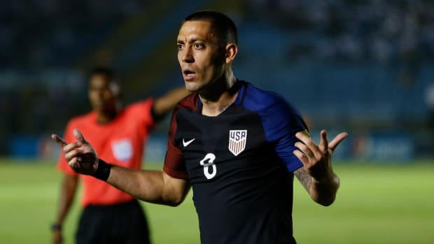 Loss to Guatemala drops USA to third in Group C standings IMAGE