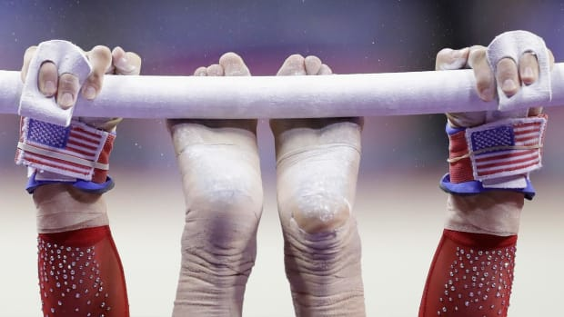 USA Gymnastics allegedly failed to report sexual abuse - IMAGE