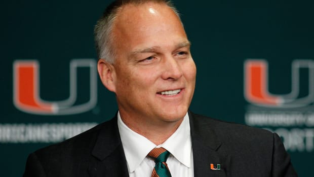 Dear Andy: Will Mark Richt succeed at Miami? --IMAGE
