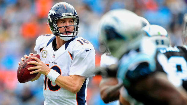 Carolina Panthers defense ready to get after Manning IMG