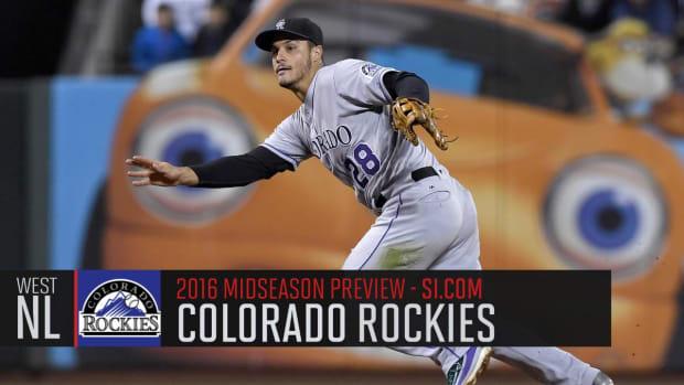 Verducci: Colorado Rockies 2016 midseason preview IMAGE