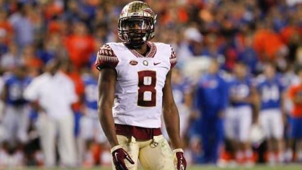Florida State defensive back Jalen Ramsey declares for NFL draft - IMAGE