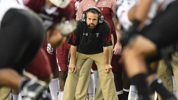 Baylor hires Temple's Matt Rhule as head coach - IMAGE