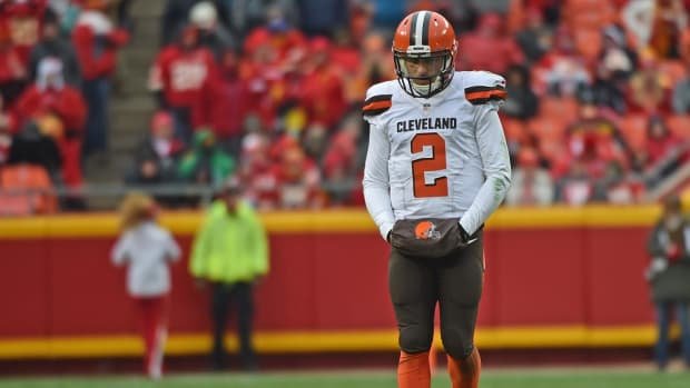 Ray Farmer: Browns weren't prepared to handle Johnny Manziel - IMAGE