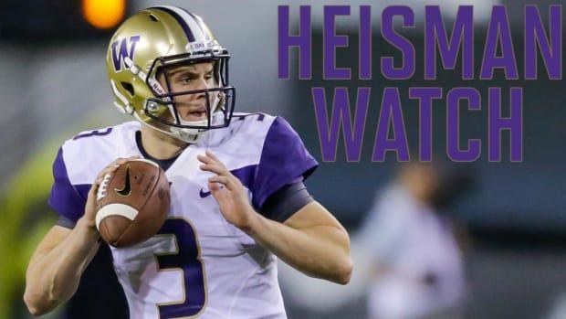 Heisman Watch: Week 8 review -- IMAGE