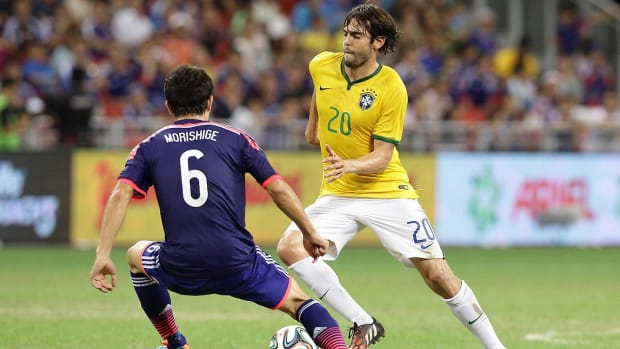 Injured Kaká out of Brazil's Copa America squad -- IMAGE