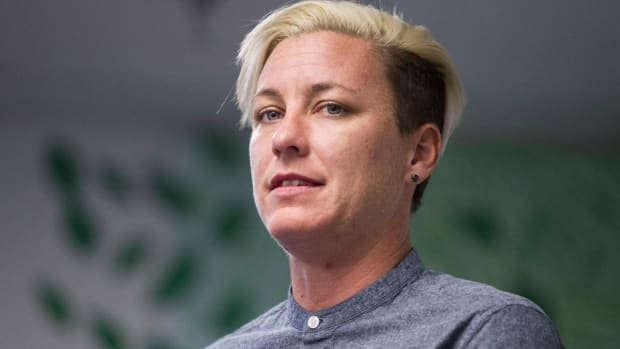 Abby Wambach on DUII: 'The truth will come out' IMAGE