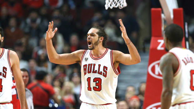 Joakim Noah expected to sign with Knicks - IMAGE