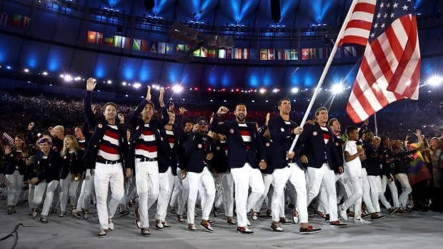 Team USA leads Rio Games with 121 medals - IMAGE