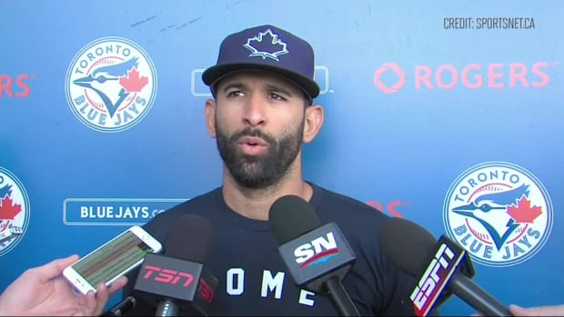 Jose Bautista not willing to negotiate on extension with Blue Jays - IMAGE
