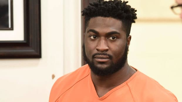 Former Vanderbilt player Cory Batey sentenced to 15 years for rape --IMAGE