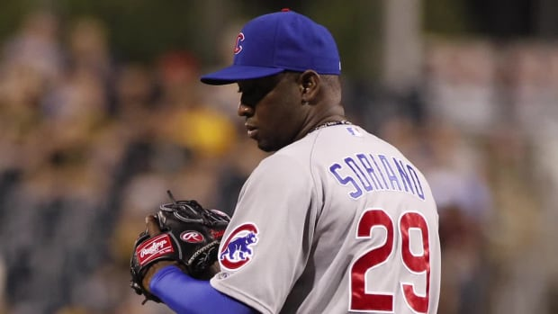 Report: P Rafael Soriano to retire--IMAGE