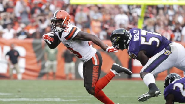 Browns WR Corey Coleman out four to six weeks with broken hand - IMAGE