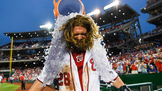 Nationals' Jayson Werth: critics can 'kiss my ass' -- IMAGE