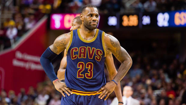 LeBron James: Cavaliers are 'better built' to face Warriors than last year - IMAGE