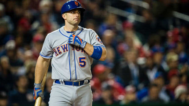 Report: Mets' David Wright to miss at least 4-6 weeks -- IMAGE