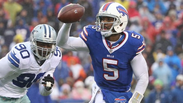 The MMQB Spotlight: Tyrod Taylor IMAGE