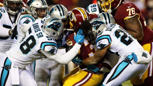 Redskins Monday Night woes continue, playoff chances shrink - IMAGE