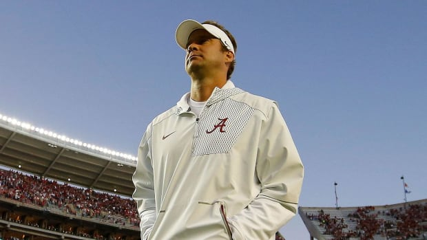 Report: Lane Kiffin to interview for Houston job after SEC title game - IMAGE